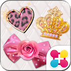 Stamp Pack: Princess Glitter icon