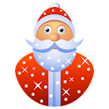 100 Christmas Stickers icon