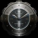 Dragon Clock Widget silver icon