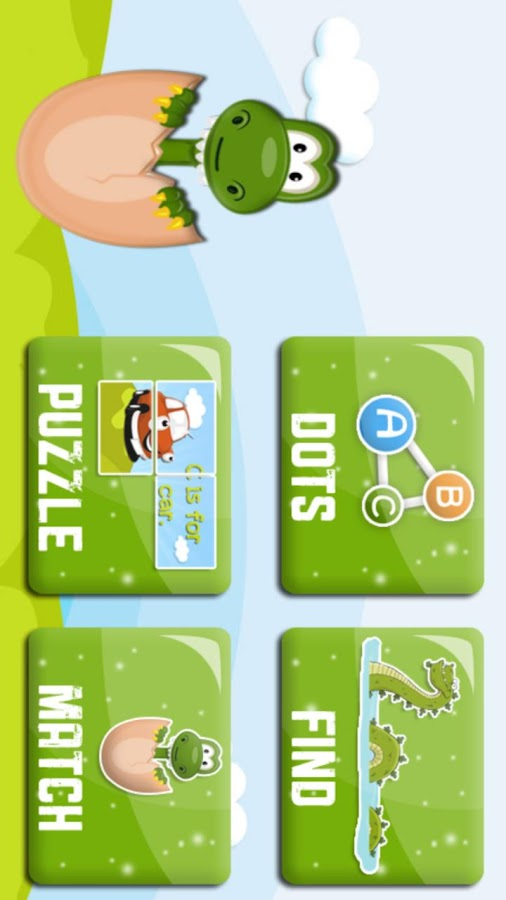 Kids Alphabet Game 2 Lite - screenshot