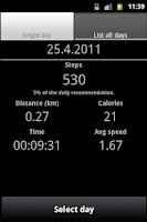 Screenshot of Walk Me (Free Edition)