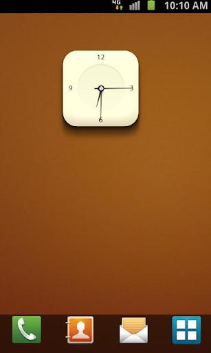 AnalogClock Live Wallpaper