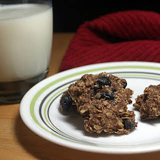 Healthy Breakfast Cookies.