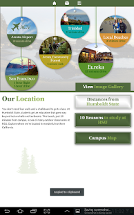 Humboldt State University - screenshot thumbnail