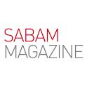 SABAM MAGAZINE logo