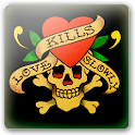 Ed Hardy -Love Kills Slowly- logo