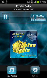 Krypton Radio- screenshot thumbnail