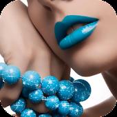 Luxury Lips Live Wallpaper