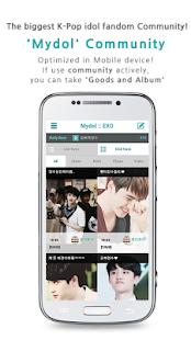 Mydol Community for Kpop STAR