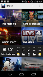 KMOV St. Louis - screenshot thumbnail