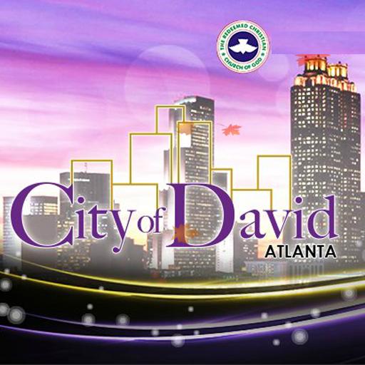 生活必備App|RCCG - CITY OF DAVID ATLANTA LOGO-綠色工廠好玩App