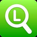 LINE Finder icon