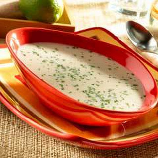 Coconut-lime Soup