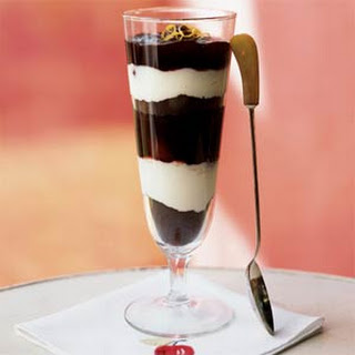 Black Forest Cheesecake Parfaits