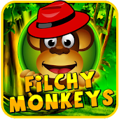 Filchy Monkeys Fun Monkey Game