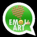 EmojiArt - WhatsApp (Emoji Art icon