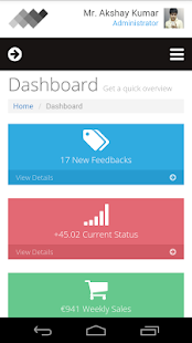 FLATRON - THE ADMIN TEMPLATE - screenshot thumbnail