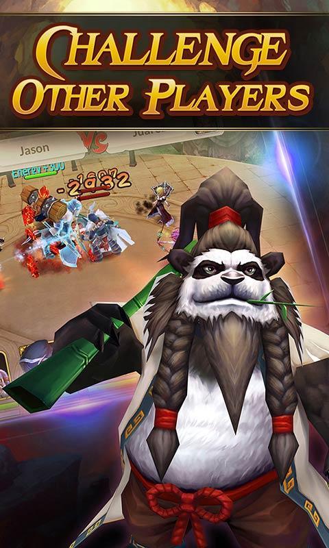 Heroes & Titans: Battle Arena - Revenue & Download estimates