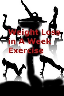 Weight Loss In A Week Exercise - screenshot thumbnail