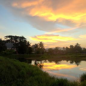 by Lem Kenhook - Landscapes Sunsets & Sunrises