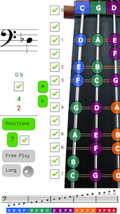 Cello Notes Sight Read Tutor- screenshot thumbnail