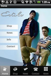 Estilo Clothing - screenshot thumbnail