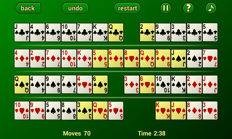 ChessCards- screenshot