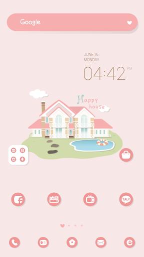 House dodol launcher theme