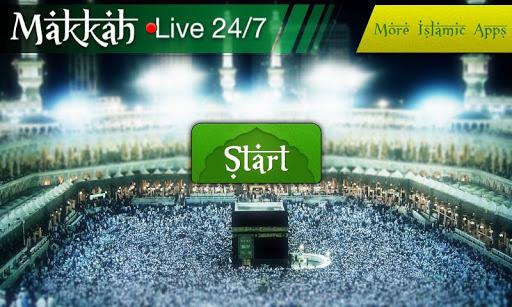 Makkah Live 24 7