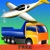 Vehicles for Toddlers FREE