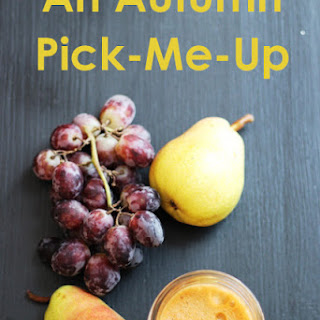 Autumn Pick-Me-Up.
