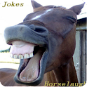 Horselaugh Jokes logo