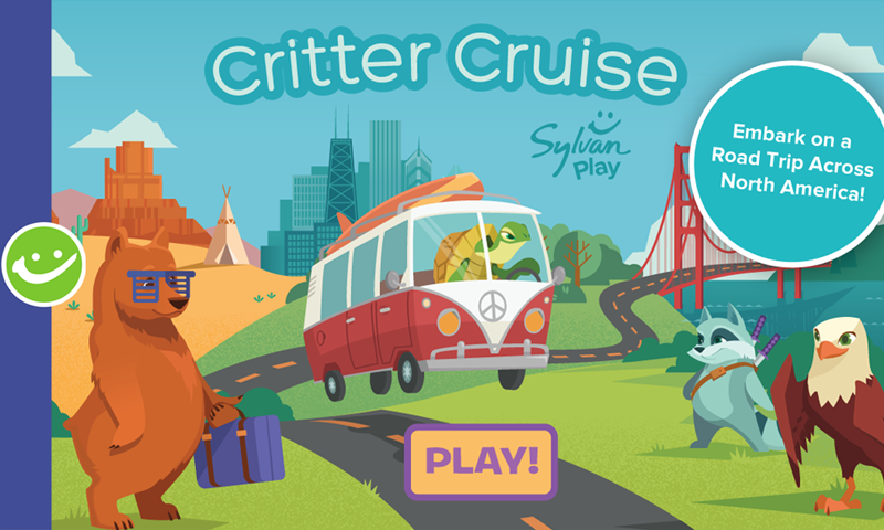 Critter Cruise - SylvanPlay™ - screenshot