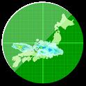 四次元雨雲レーダー icon