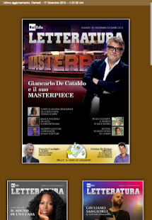Rai Letteratura- screenshot thumbnail