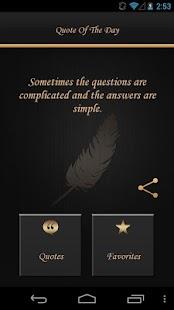 Quotable Quotes - screenshot thumbnail