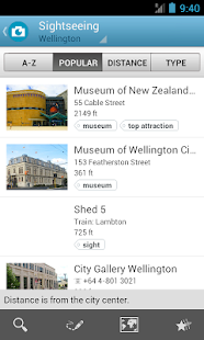 New Zealand Travel Guide- screenshot thumbnail