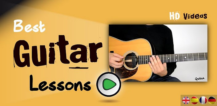 Guitar Lessons - ver. 2.7
