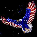 American Eagle Sticker !!! logo