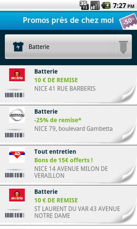 Carnet Entretien Auto- screenshot