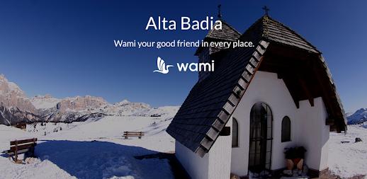 Alta Badia Travel Guide - Wami APK