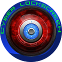 Cyber LockScreen Free icon