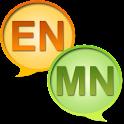 English Mongolian dictionary + icon
