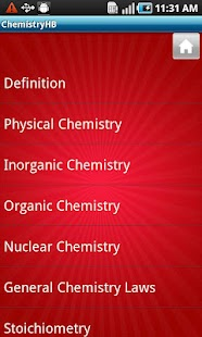 Chemistry Handbook- screenshot thumbnail