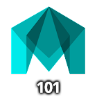 kApp - Autodesk Maya 101 icon