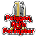 Polygon Area icon