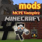 MCPE Vampire Mod