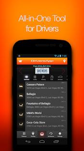 DriversApp - náhled