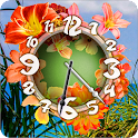 Lilium Flower Clock icon