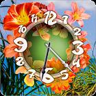 Lilium Flower Clock icon